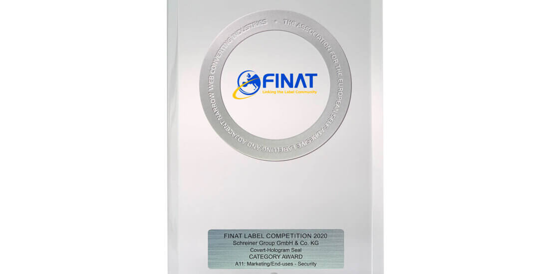 2020 FINAT Awards: Three First Places